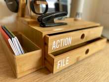 Load image into Gallery viewer, Desk Organiser Project Kit – Decals Only