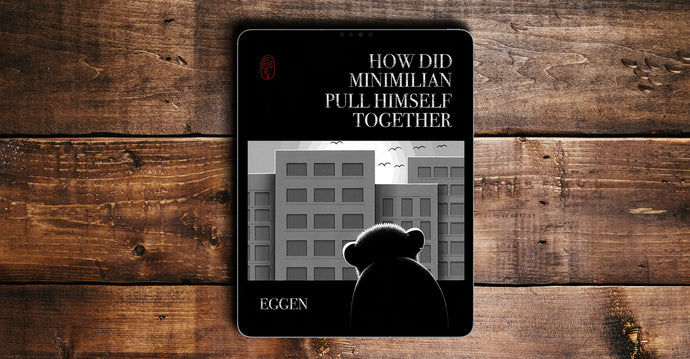 THE FIRST EBOOK BY EGGENLAND PUBLISHING WAS BORN!