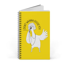 "Load image into Gallery viewer, Goose singing ""I Don't Wanna Lose You"" 