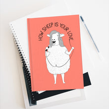 "Load image into Gallery viewer, Sheep singing ""How Deep Is Your Love"" 