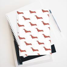 Load image into Gallery viewer, Cute Dachshund Dog | Journal - Blank-blank journals-Journal-Eggenland