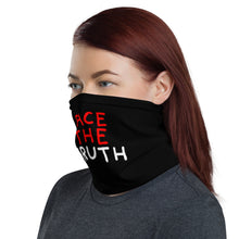 Load image into Gallery viewer, Face the Truth | Masks | Neck Gaiter