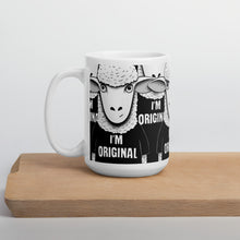 Load image into Gallery viewer, There's Nobody Like Meh | Mug-mugs-15oz-Eggenland