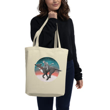 Load image into Gallery viewer, Together We Are Faster | Eco Tote Bag-tote bags-Eggenland