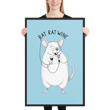"Load image into Gallery viewer, Rat singing ""Red Red Wine"" 