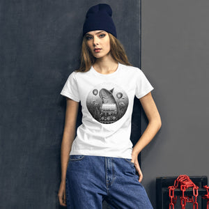 Dugongs Can Live Up To 70 Years | Women's Short Sleeve T-Shirt-t-shirts-Eggenland