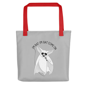 "Bat singing ""Bad"" 