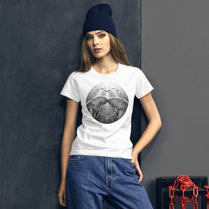 Dugongs Have One Partner | Women's Short Sleeve T-Shirt-t-shirts-Eggenland