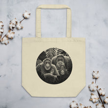 Load image into Gallery viewer, Orangutan Family | Eco Tote Bag