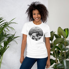 Load image into Gallery viewer, Tapirs Can Walk Underwater | Short-Sleeve Unisex T-Shirt-t-shirts-Eggenland