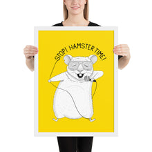 "Load image into Gallery viewer, Hamster singing ""U Can't Touch This"" 