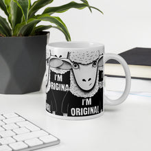 Load image into Gallery viewer, There's Nobody Like Meh | Mug-mugs-Eggenland