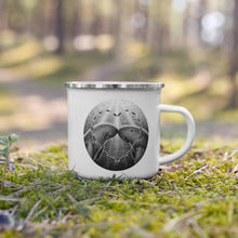 Load image into Gallery viewer, Dugongs Have One Partner | Enamel Mug-enamel mugs-Eggenland
