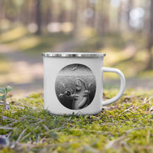 Load image into Gallery viewer, Dugongs Can Hold Their Breath For 6 Minutes | Enamel Mug-enamel mugs-Eggenland