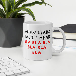 When Liars Talk | Mug-mugs-Eggenland