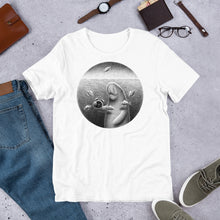 Load image into Gallery viewer, Dugongs Can Hold Their Breath For 6 minutes | Short-Sleeve Unisex T-Shirt-t-shirts-Eggenland