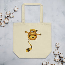 Load image into Gallery viewer, Fat Cat | Eco Tote Bag-tote bags-Eggenland