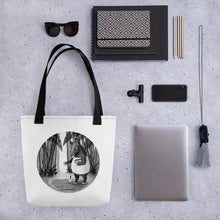 Load image into Gallery viewer, Tapirs Are Gardeners of Forest | Tote Bag-tote bags-Eggenland