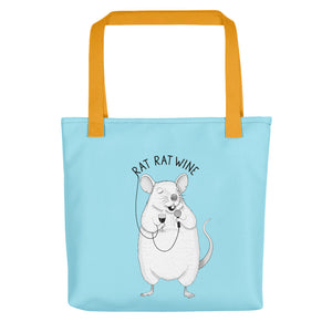 "Rat singing ""Red Red Wine"" 