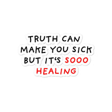 Load image into Gallery viewer, Truth Is Healing | Bubble-free stickers-stickers-Eggenland