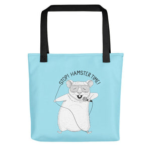"Hamster singing ""U Can't Touch This"" 
