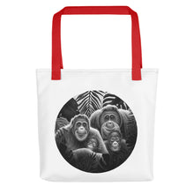 Load image into Gallery viewer, Orangutan Family | Tote Bag