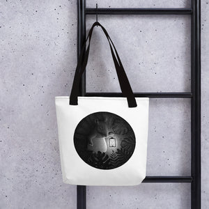 Tapirs Are Night Creatures | Tote Bag-tote bags-Eggenland