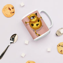 Load image into Gallery viewer, Fat Cat | Pink | Mug-mugs-Eggenland