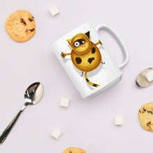 Load image into Gallery viewer, Fat Cat | Mug-mugs-Eggenland