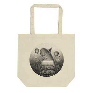 Dugongs Can Live Up To 70 Years | Eco Tote Bag-tote bags-Eggenland