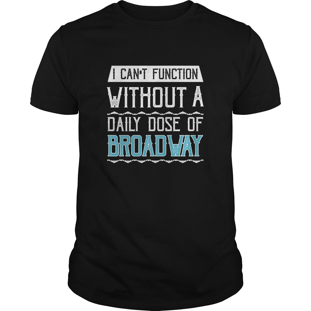 Broadway Lover Men's T-Shirt