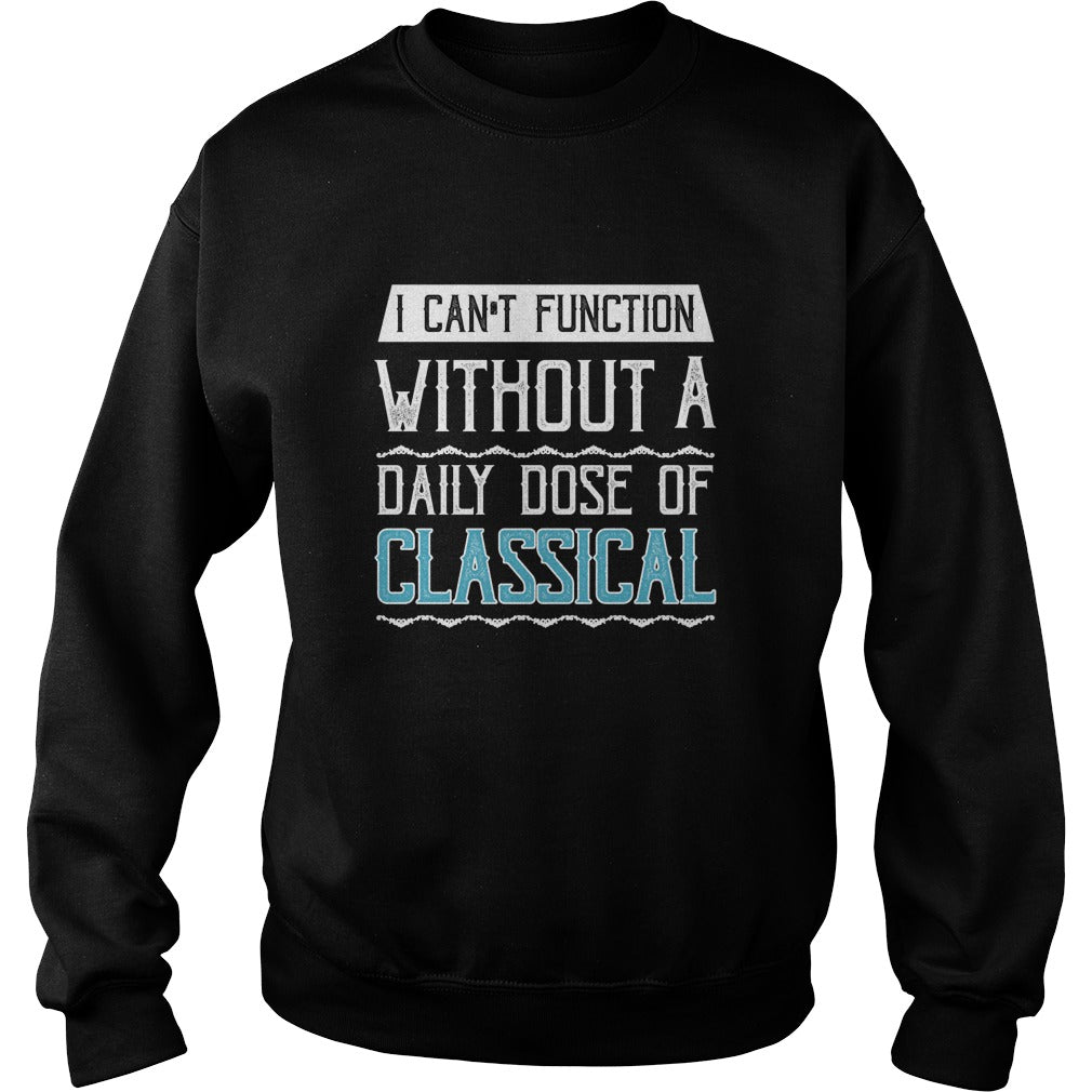 Classical Music Lover Sweatshirt