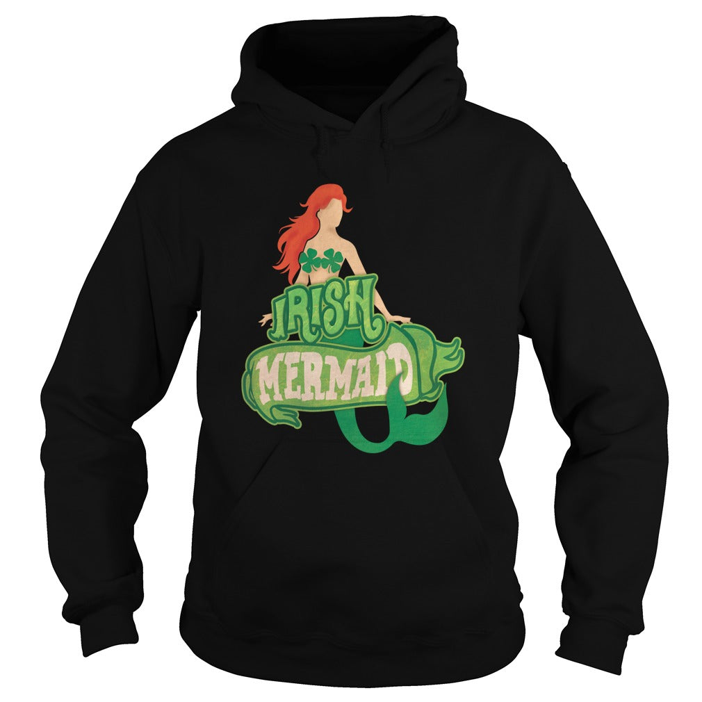 Irish Mermaid Hoodie