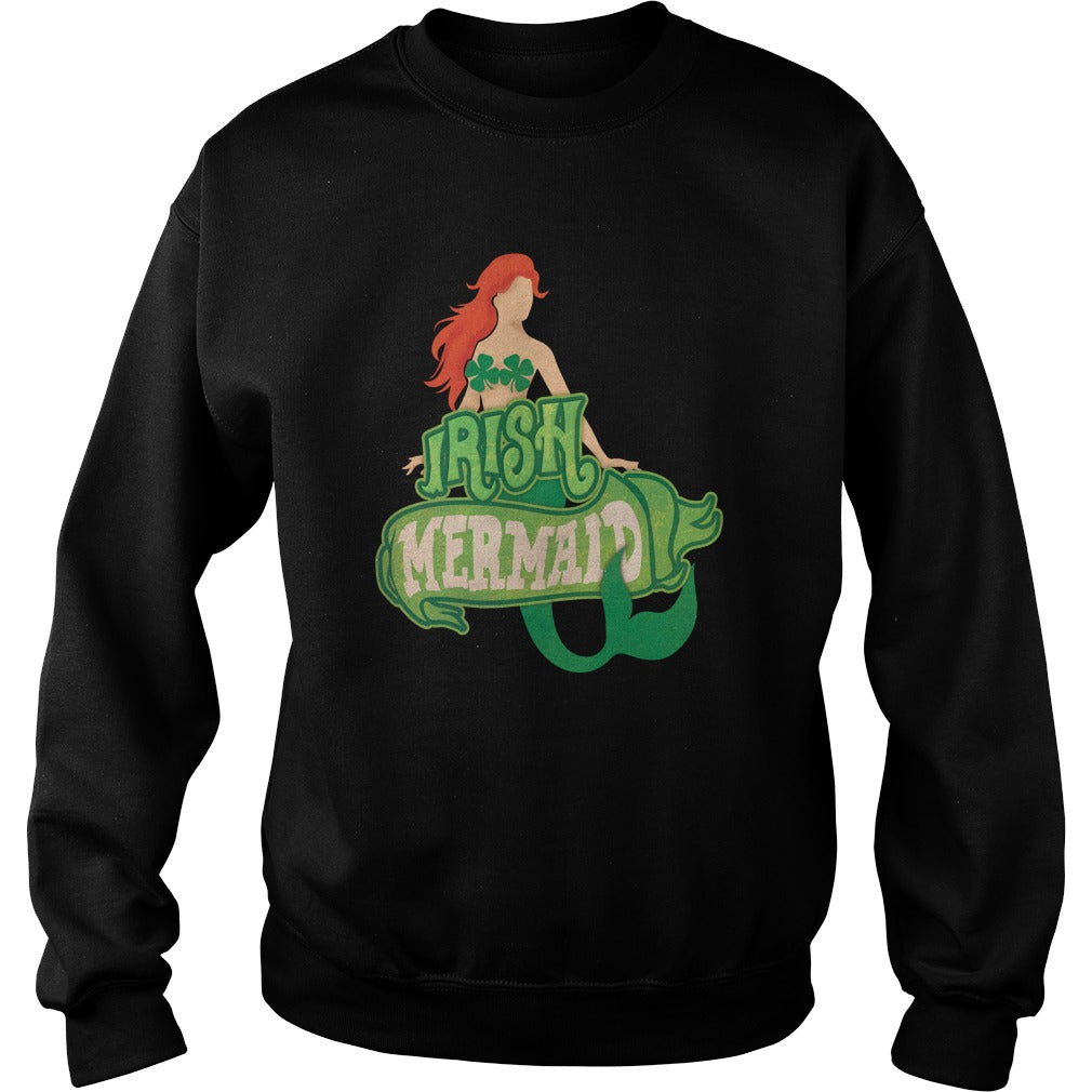 Irish Mermaid Sweatshirt