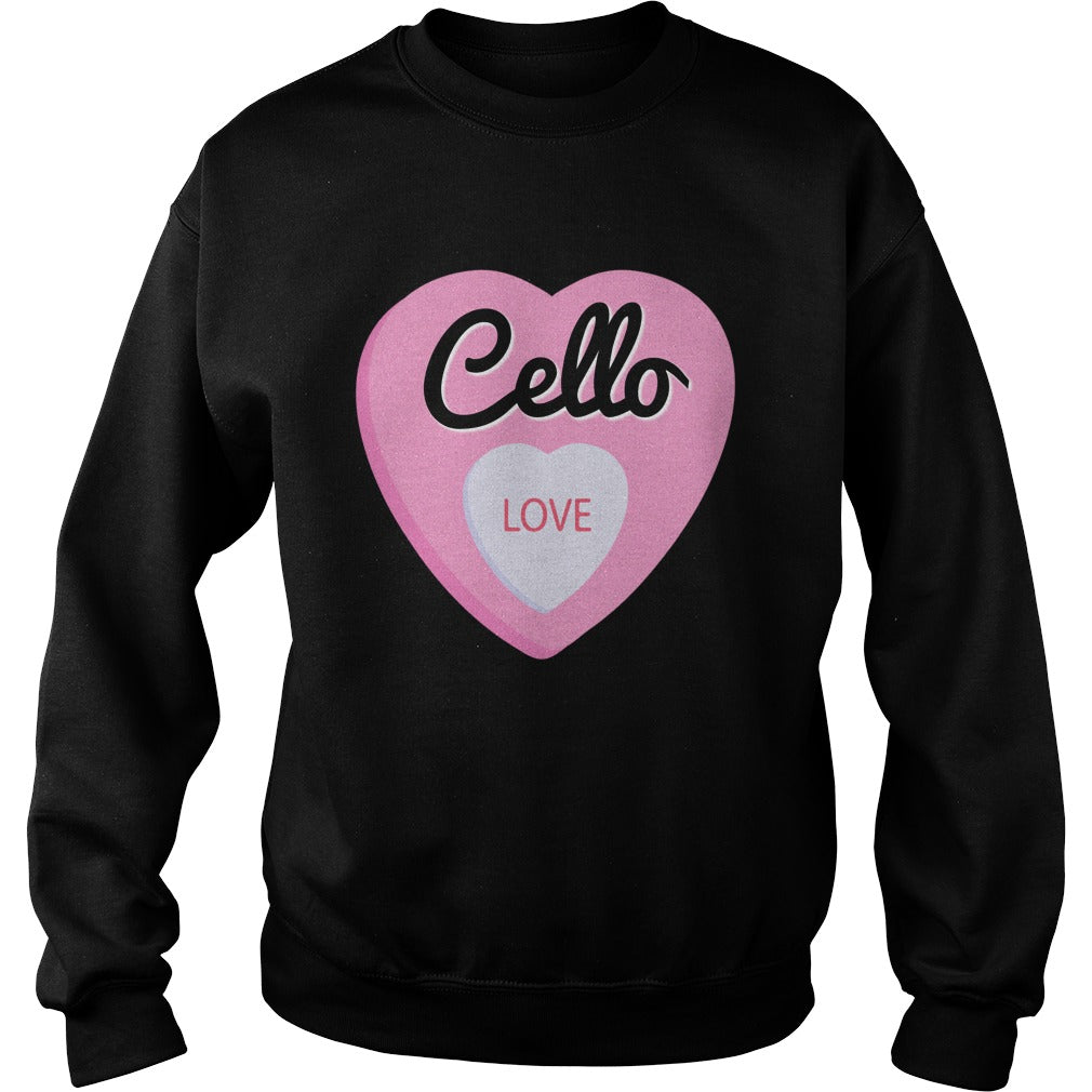 Cello Love Sweatshirt