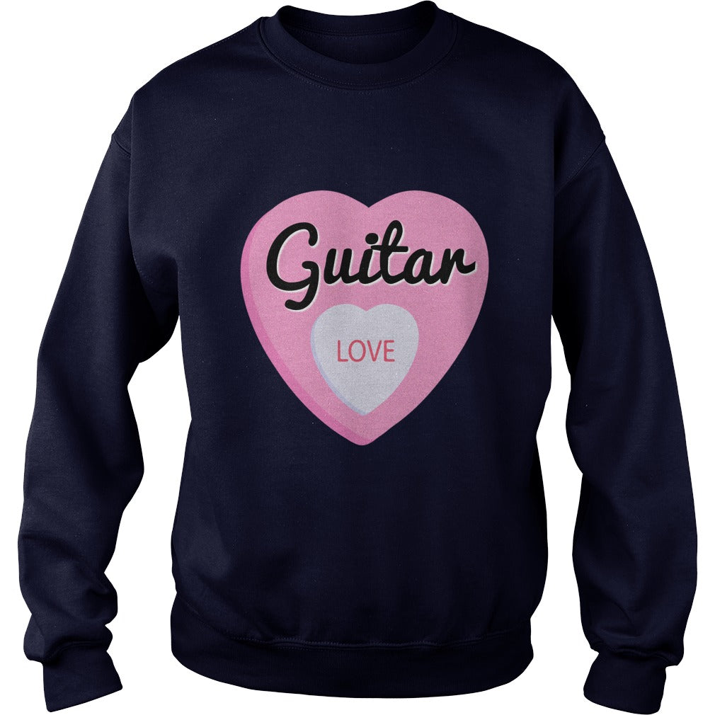 Guitar Love Sweatshirt