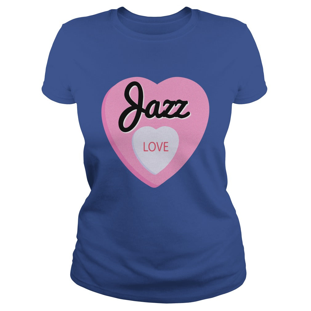 Jazz Love Women's T-Shirt