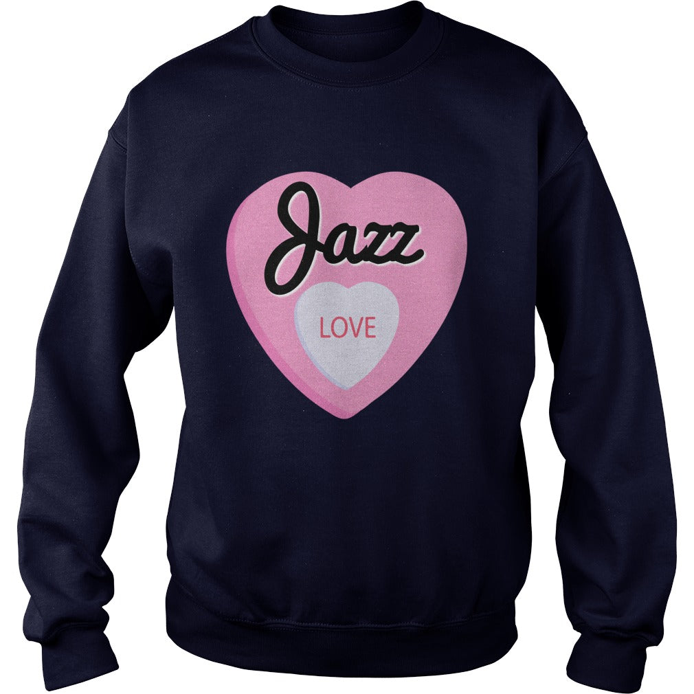 Jazz Love Sweatshirt