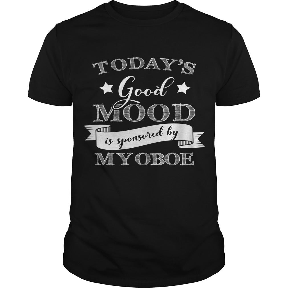 Good Mood Oboe Player Men's T-Shirt