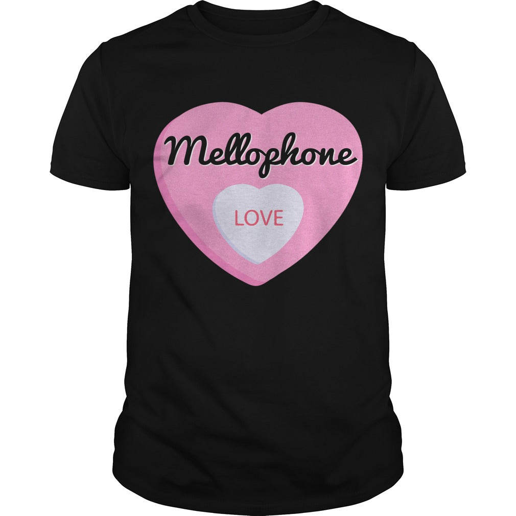 Love Mellophone Men's T-Shirt