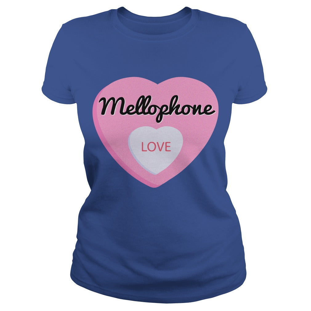 Love Mellophone Women's T-Shirt