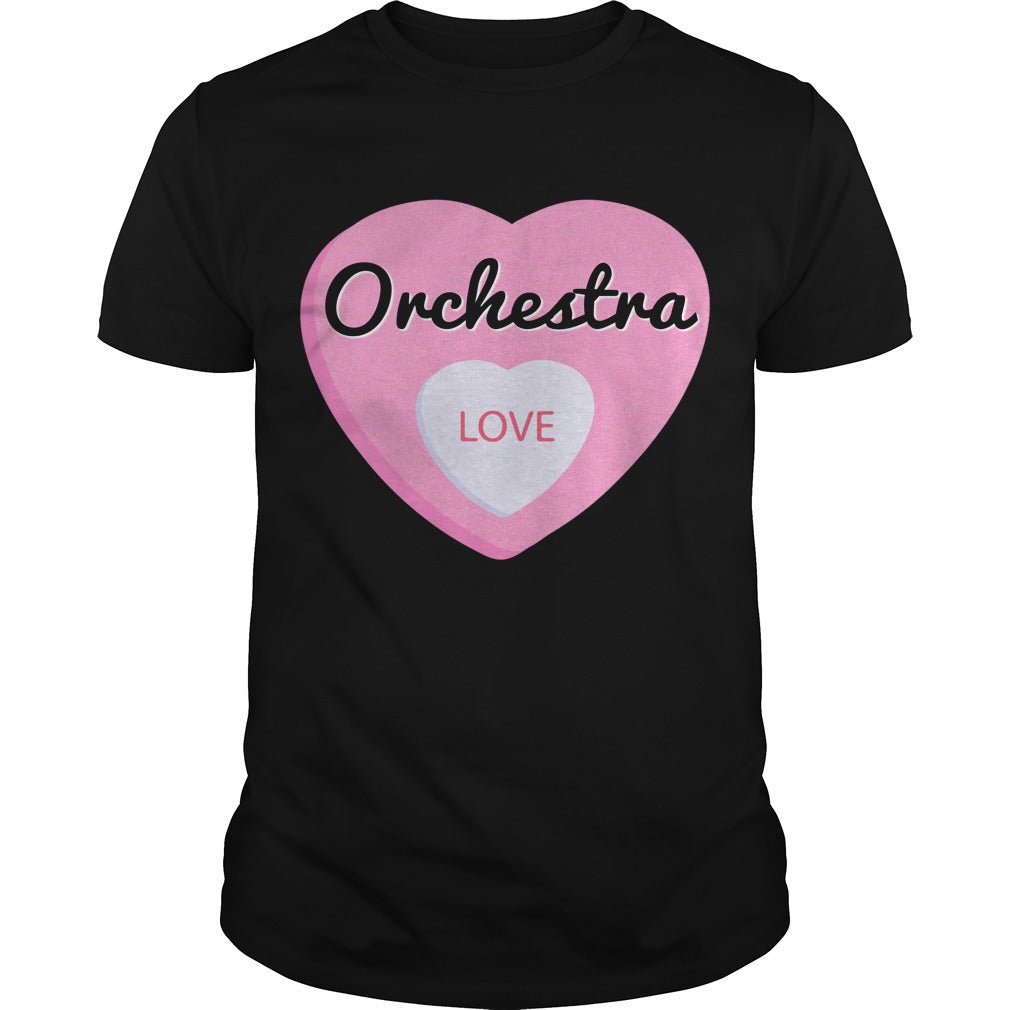 Love Orchestra Men's T-Shirt