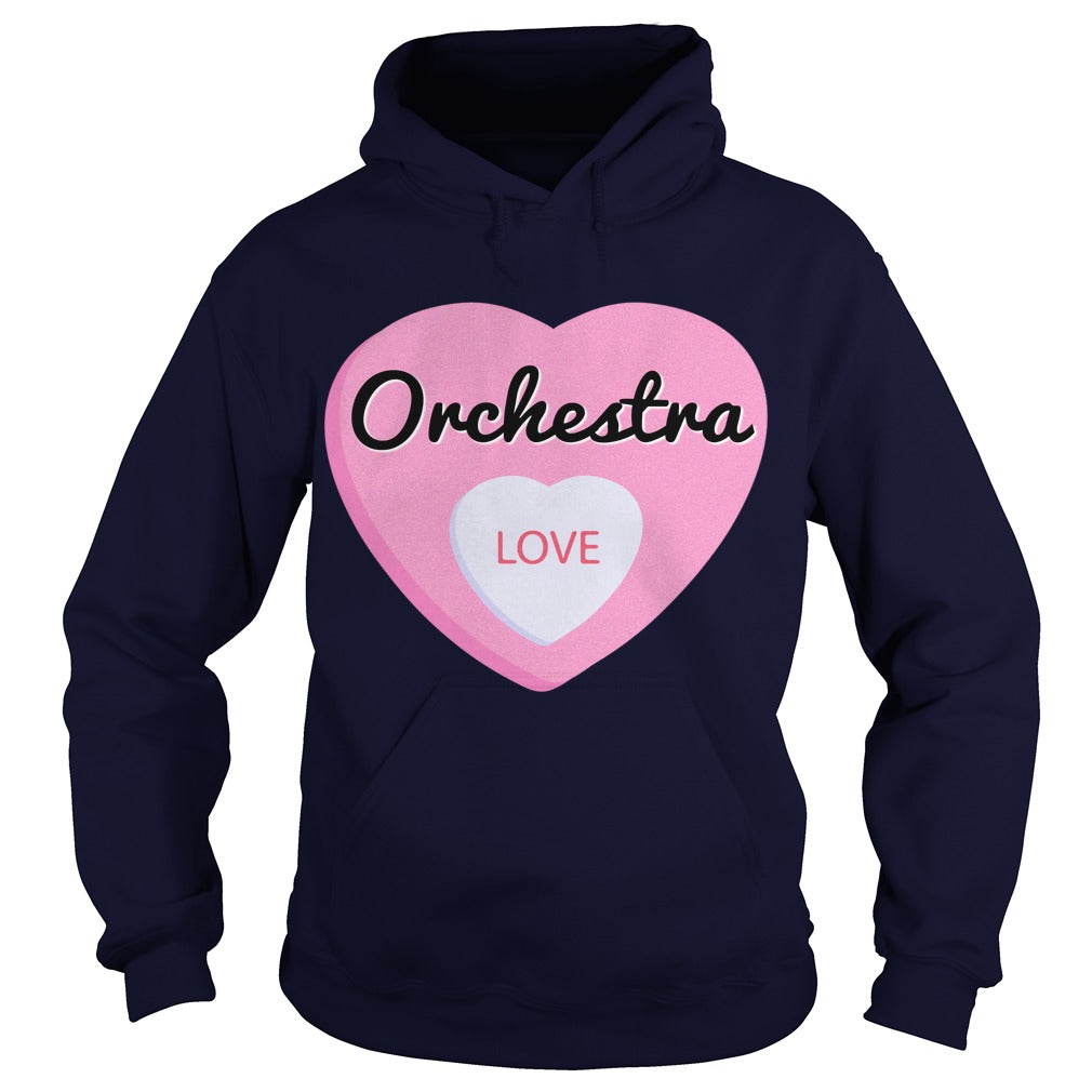 Love Orchestra Hoodie