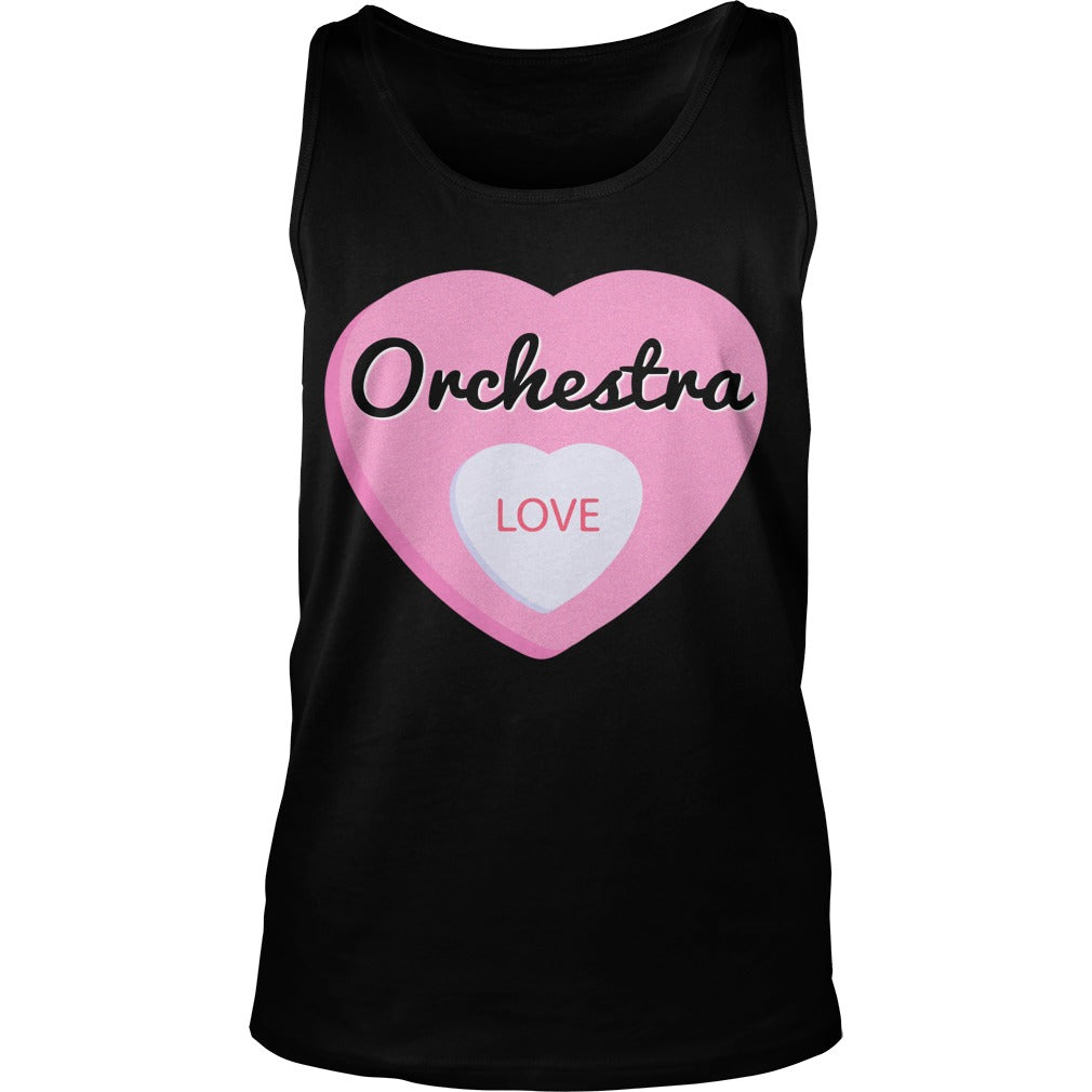 Love Orchestra Unisex Tank Top