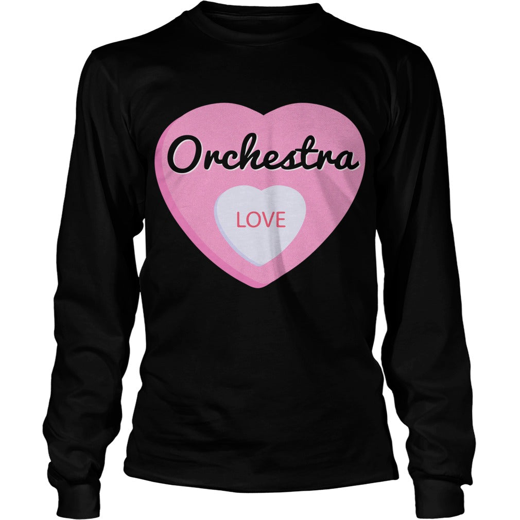 Love Orchestra Unisex Longsleeve T-Shirt