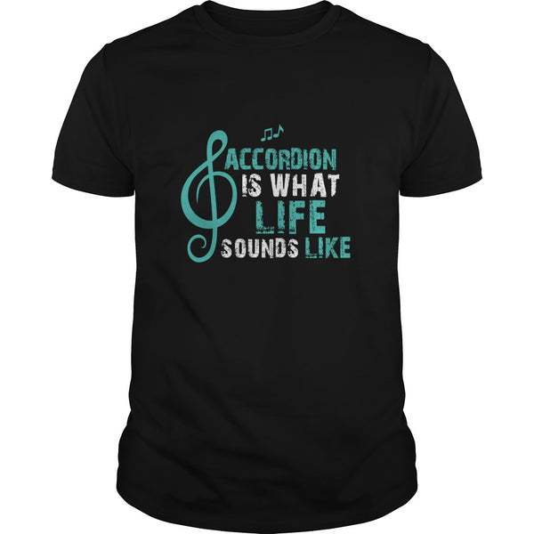 Accordion Life Men's T-Shirt