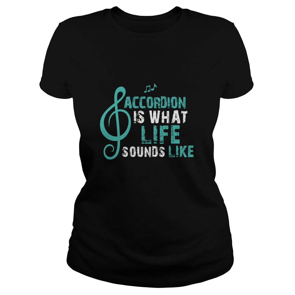 Accordion Life Women's T-Shirt