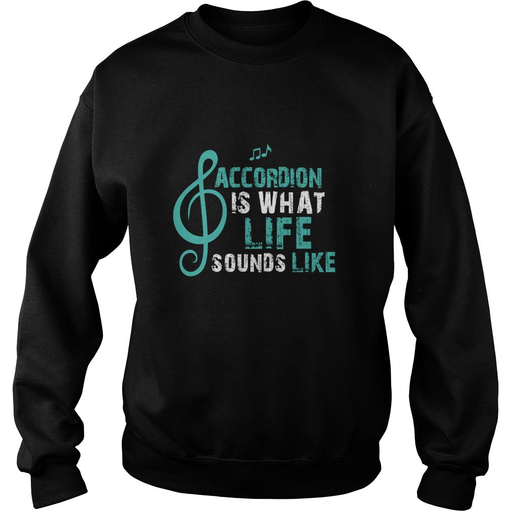 Accordion Life Sweatshirt