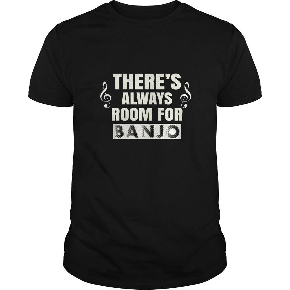 Banjo Player Men's T-Shirt