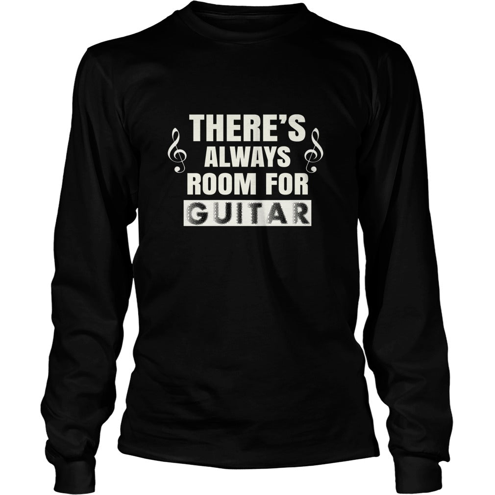 Guitar Player Unisex Longsleeve T-Shirt